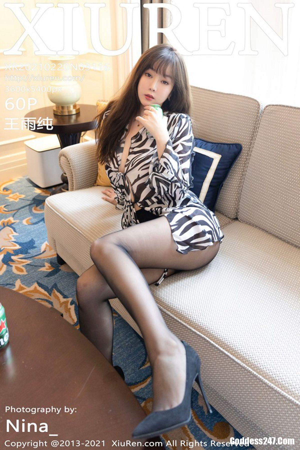 XiuRen秀人网 No.3116 王雨纯