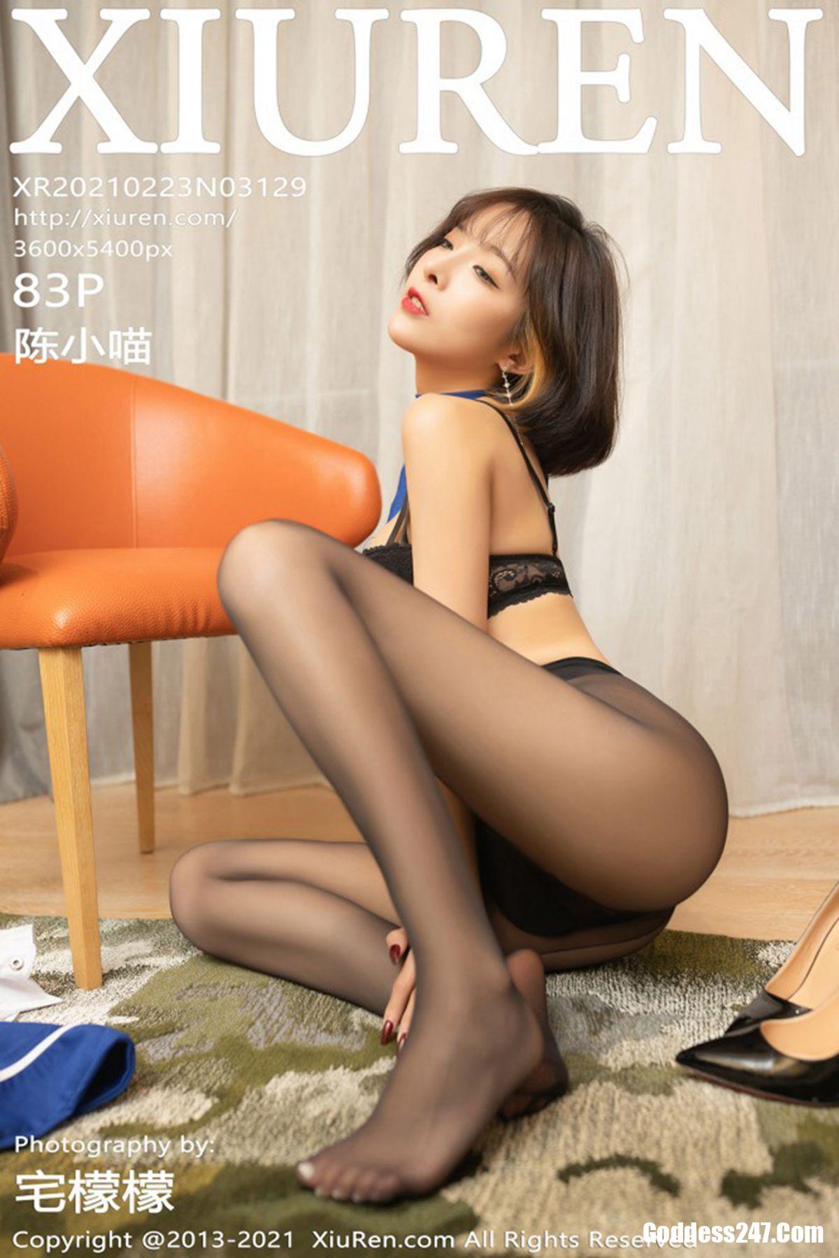 XiuRen秀人网 No.3129 陈小喵