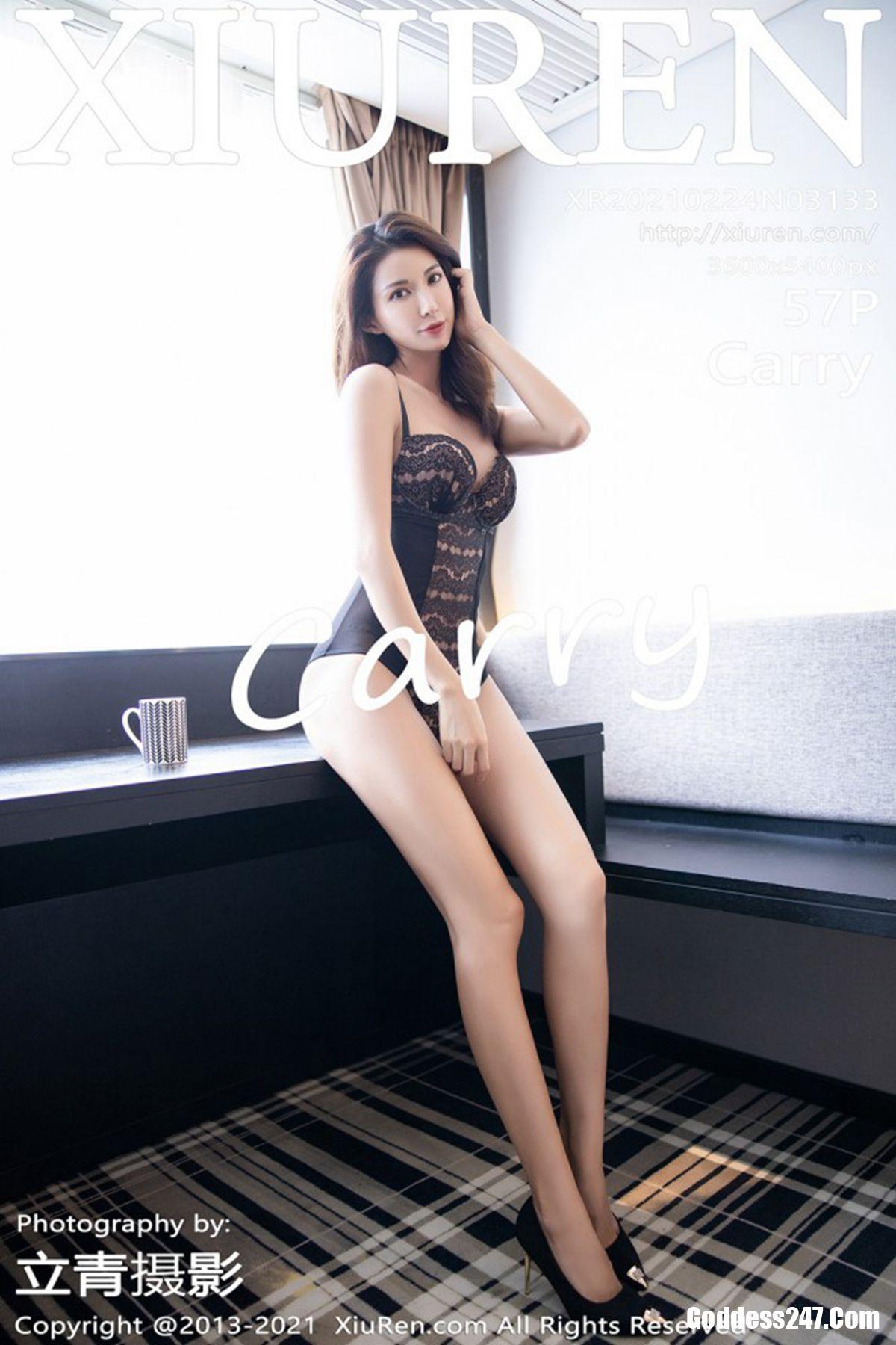 XiuRen秀人网 No.3133 Carry