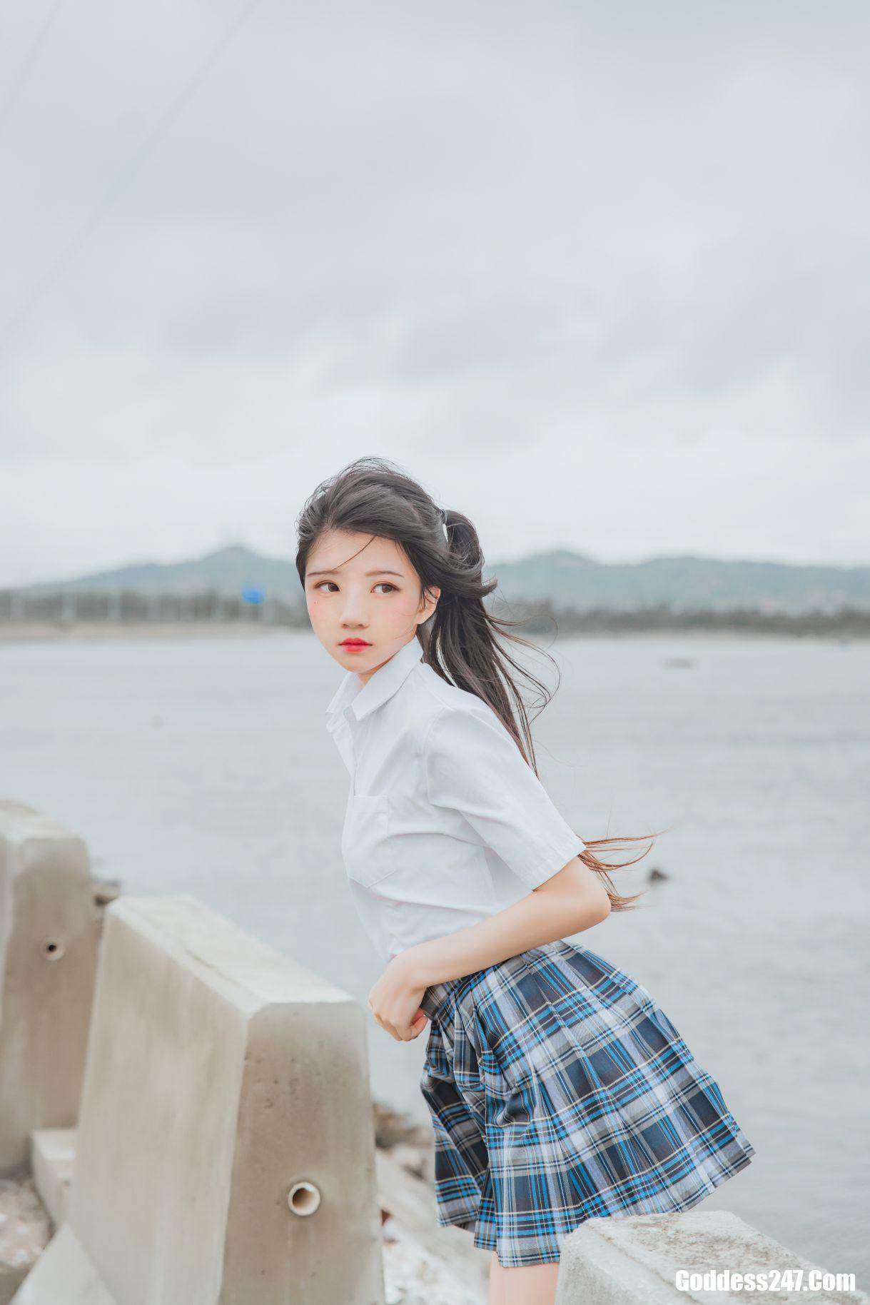 耳畔的风, 桜桃喵, Coser@桜桃喵 Vol.018 耳畔的风, Cherry Meow