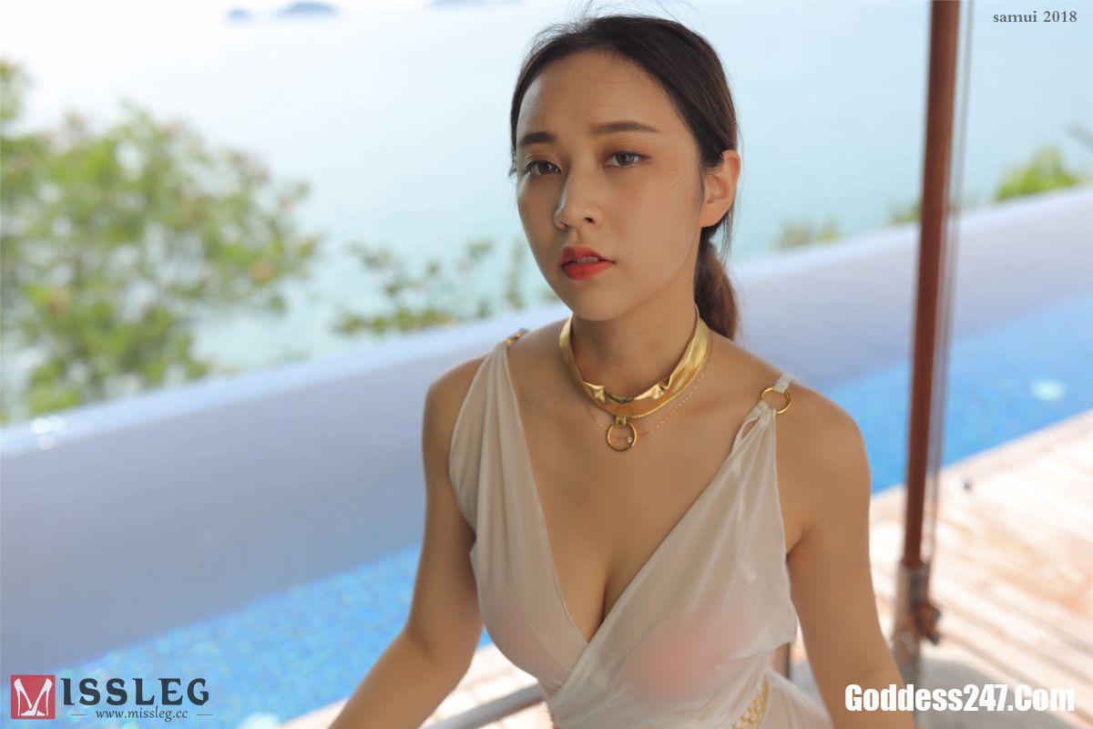 乔依琳, Qiao Yi Lin, MISSLEG蜜丝 L002 乔依琳, MISSLEG蜜丝 L002