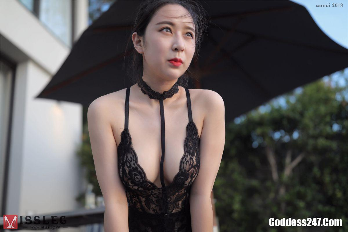 乔依琳, Qiao Yi Lin, MISSLEG蜜丝 L003 乔依琳, MISSLEG蜜丝 L003