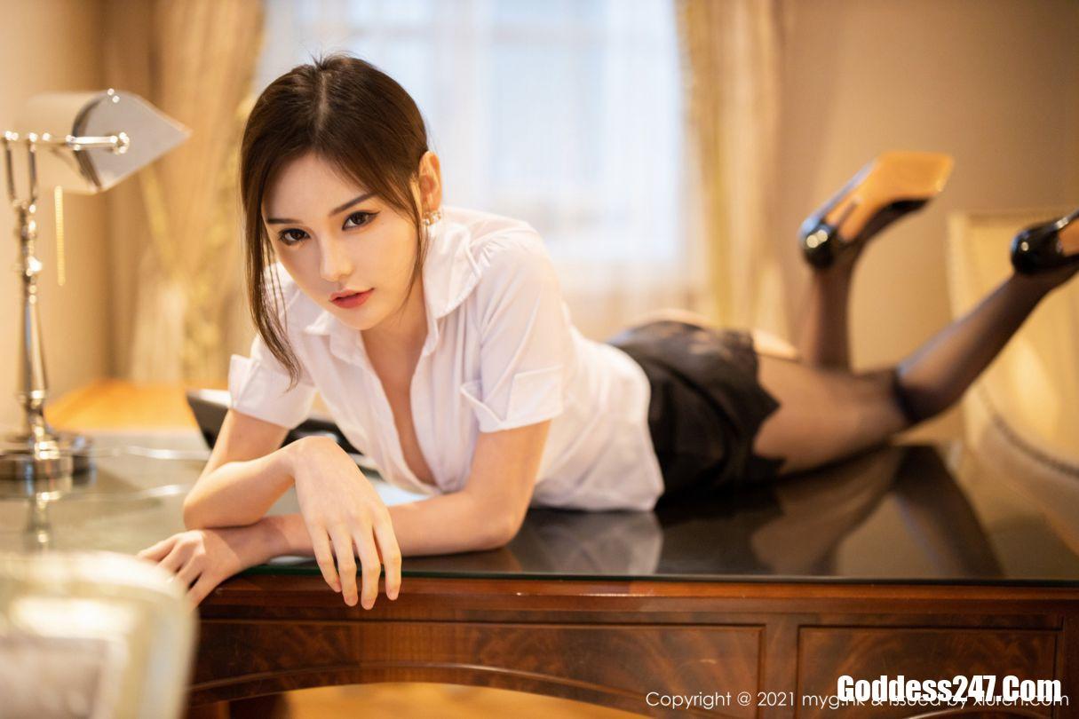 小夕juju, Xiao Xi JuJu, MyGirl美媛馆 Vol.523 小夕juju, MyGirl美媛馆 Vol.523