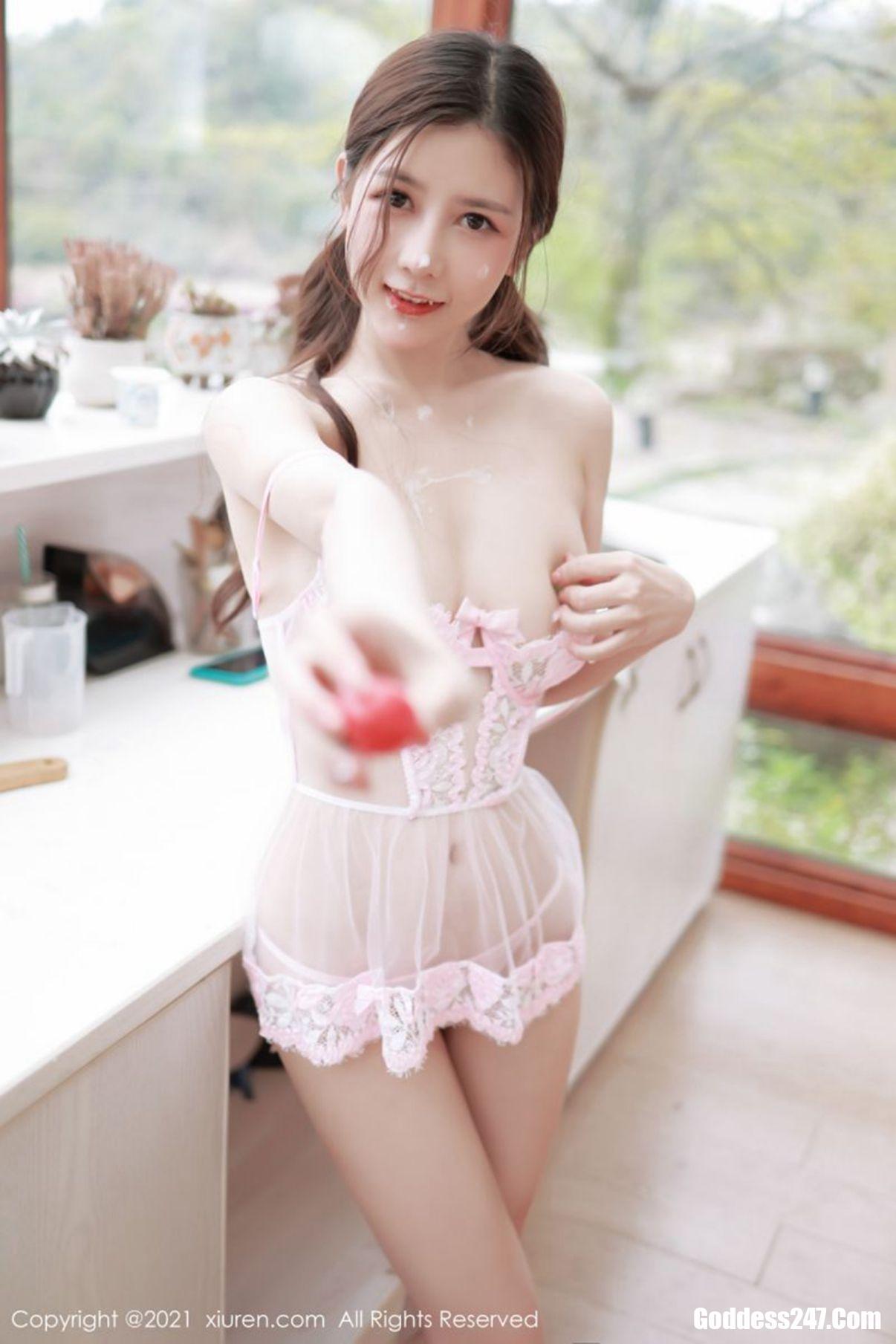 尹甜甜, Yi Tian Tian, XiuRen秀人网 No.3251 尹甜甜, XiuRen秀人网 No.3251