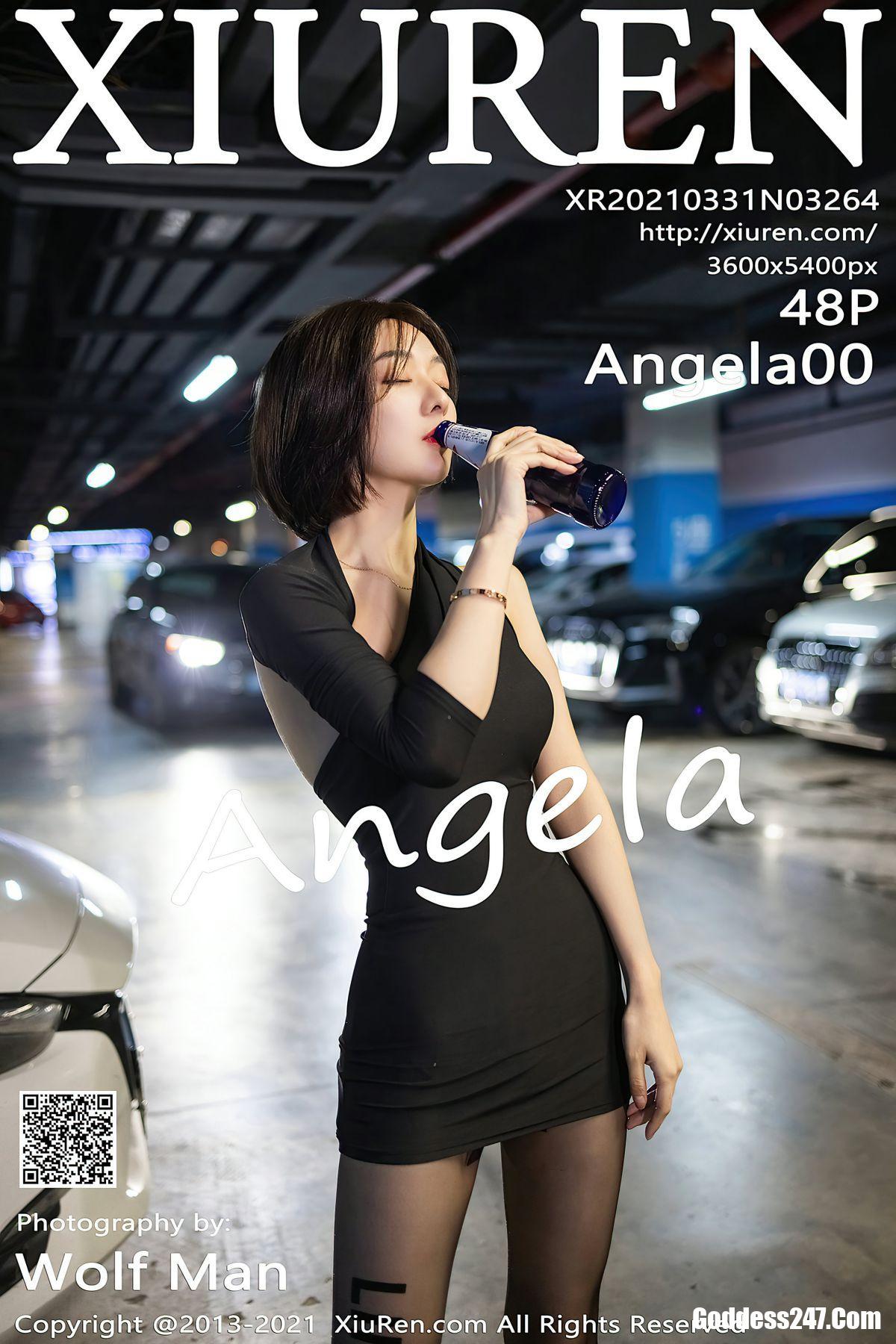 XiuRen秀人网 No.3264 Angela00, XiuRen秀人网 No.3264, Di Yi, Angela00